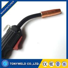Tweco mig welding torch 1# welding gun 3/4/5 metters