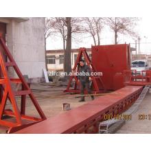 Large volume of FRP GRP GRE tank winding machine