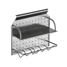 Hot sale 304 stainless steel spice organizer for kitchen