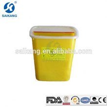 SKQ039 Medical Storage Plastic Sharp Container Box