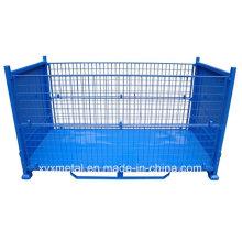 Vier Seiten Jumbo Logistic Cage für Recycling Industrie Falten Stillage
