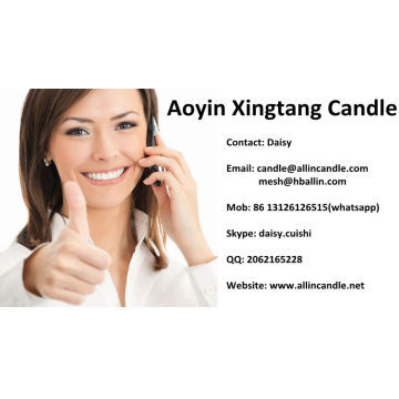 28g Stick Candle Yến nến Candle cổ phần