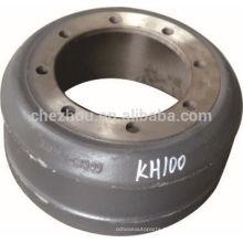 Heavy duty truck brake drum used for heavy trucks