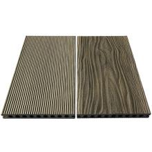 Wpc Decking-bois Texture Plancher creux Wpc Plancher