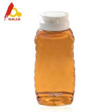 Natural raw bee polyflower honey