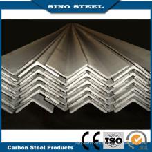 Q235 Grade 30*30 Galvanized Steel Angle Bar for Myanmar