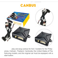 Drop Shipping Dropshipping Car Alarm With Remote Start New Diy Remote Starter Plug&Play Canbus System For Ford