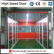 PVC Industrial  Roll up High Speed Door