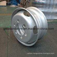 Tube Steel Wheel Rims, Wheel Hub (8.50-24)