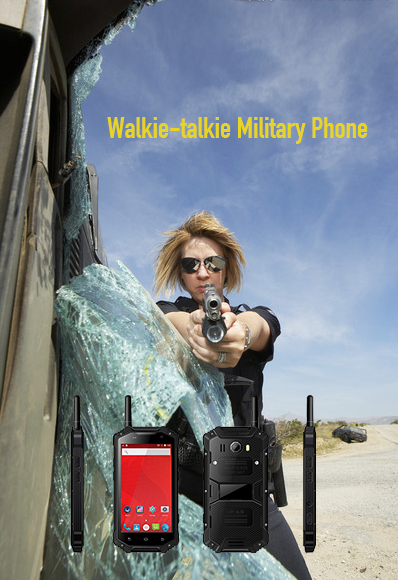 Walkie-talkie Military Phone