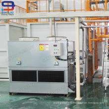 Tour de refroidissement de circuit fermé de transformateur électrique dédié