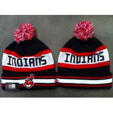 Knitted Beanie Hat Fitted (XT-B047)
