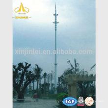 Torre de la antena 100 FT hecha en China