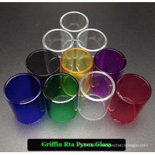 Prix ​​d'usine Colorful Griffin Replacement Galss Tube (22mm)