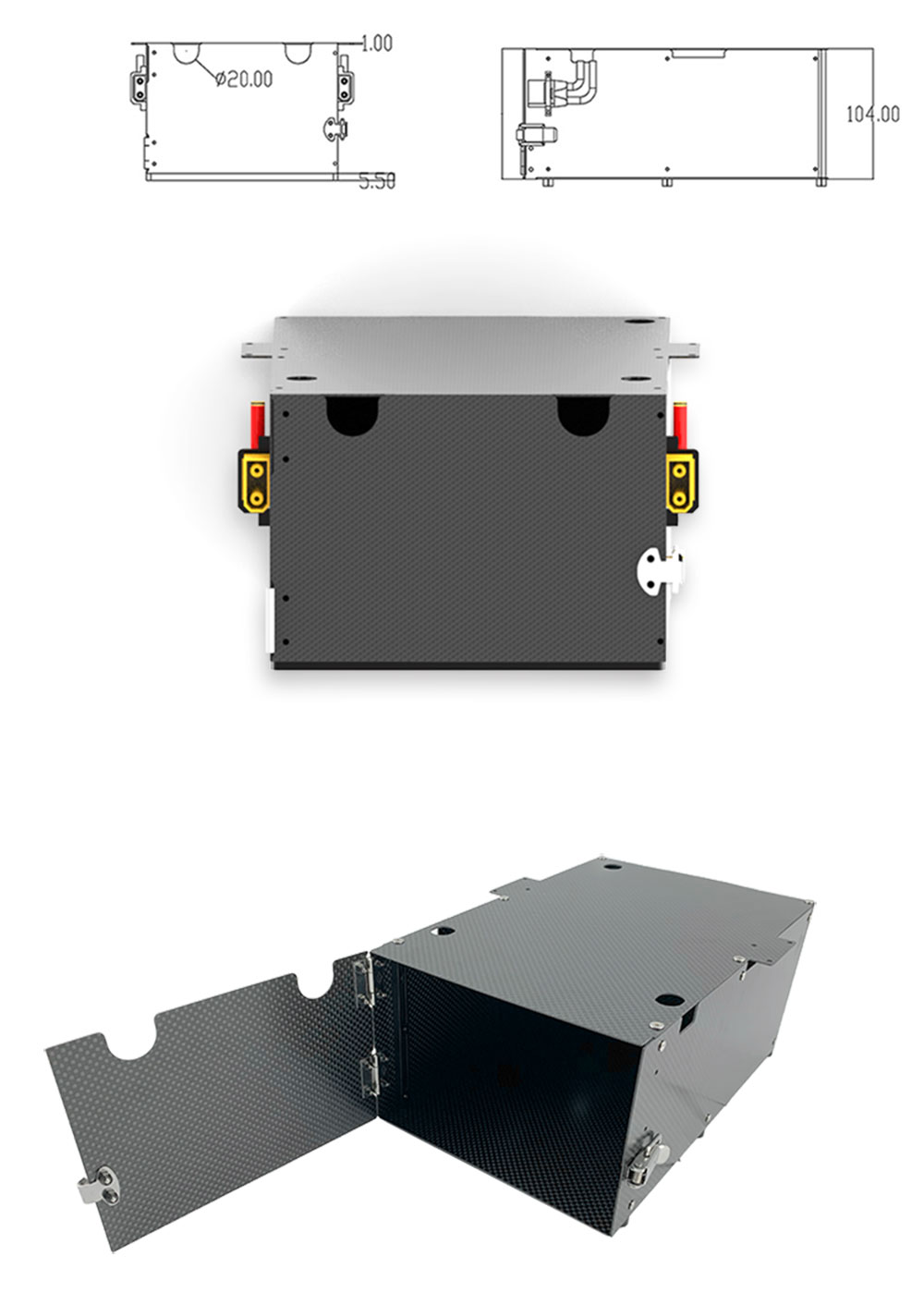Battery Protection Box