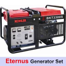 Génératrices d'essence de type Honda à démarrage électrique (BKT3300)