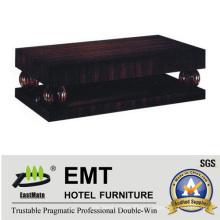 Material de madeira com mesa de café MDF (EMT-CT04)