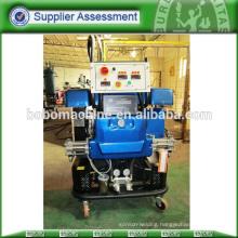 polyurea foam generate machine