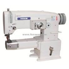 Cylinder Bed Zigzag Sewing Machine Unison Feed Large Hook