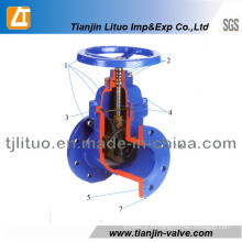 Водопроводная Труба Запорный Клапан 3 Дюймов