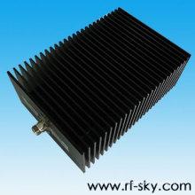 Tipo de conector N de la clasificación de potencia de 200W Atenuador coaxial rf