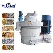 Máquina de fazer pellets de biomassa xgj560 Na Índia