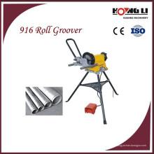 """GC02 Hydraulik-Power-Rohr Roll Groover, 1 1/4 """"-6"""""""