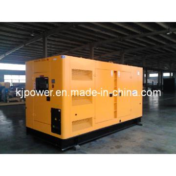 250kVA Silent Diesel Generator Set with Cummins Engine