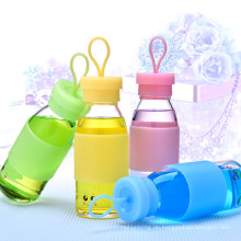 Promotion Kind Wasserflasche mit Silikonhülle