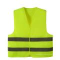 Velcro reflectante de seguridad fluorescente de velcro personalizable