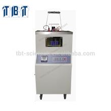 TBT-0615 Métodos de destilación y enfriamiento Contenido de cera en betún