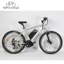 2017 DIY e bicicleta Chinês top fashion bicicleta elétrica com bafang mid-drive sistema de motor portátil bicicleta elétrica