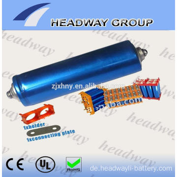 Headay LiFePO4 Lithium-Batteriezelle 38120