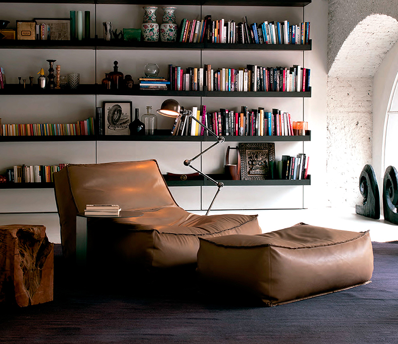Verzelloni-Zoe-Lounge-Chair-in-Living-Room