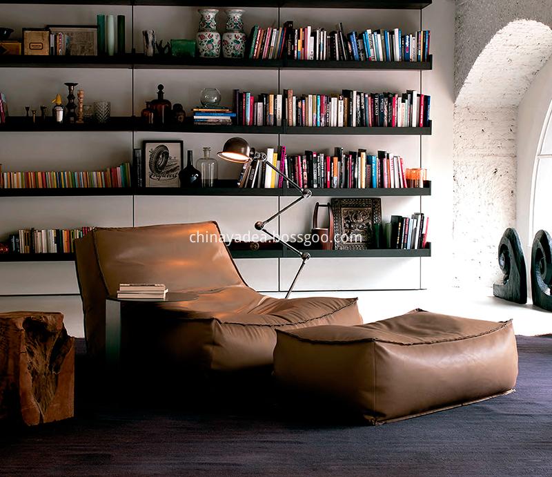 Verzelloni-Zoe-Lounge-Chair-in-Living-Room