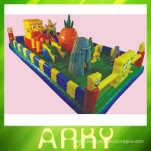 2014 For home and mall inflatable bouncer,inflatable bouncy castle