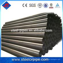 Programa de qualidade 40 tubos de aço carbono erw