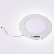 6W Round LED Panel Licht Slim Panel Licht mit IC-Treiber