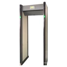 33 Zones Portable Security Gate Walk Through Metal Detector Archway Metal Detector
