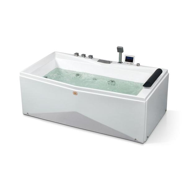 High Quality Acrylic Massage Bathtub