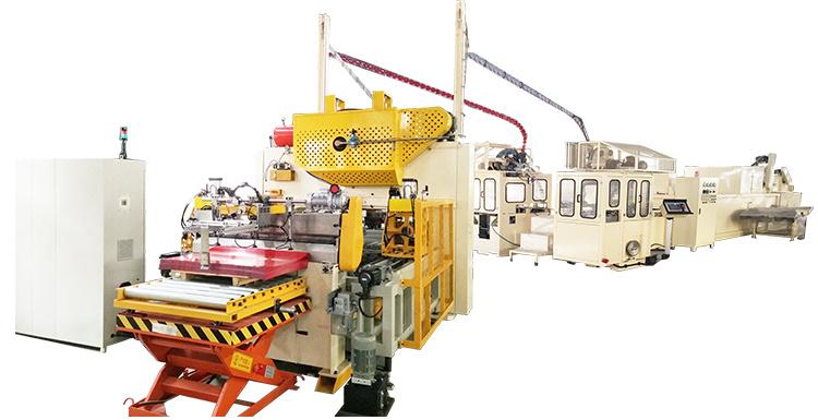Máquina para fabricar tampas de metal com novo design e grande venda