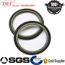 Filled Bronze PTFE Trelleborg Rod Seals -Gsj