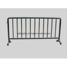 Temporary Isolation Barrier Stainless Steel Fences