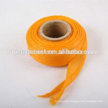 High quality plastic white mesh sleeves