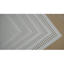 Steel Perforated Wire Mesh/Powder Coated Perforated Metal Mesh