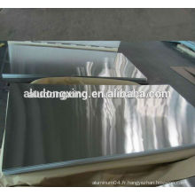 Alloy 5754 Plaque / feuille en aluminium pour la construction