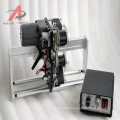 HP241 ribbon date coding machine to print date batch number