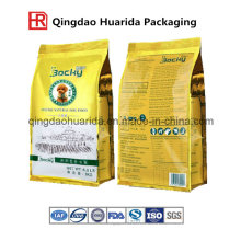 Quad Sealed Heavy Duty Cat Product Packaging Bag