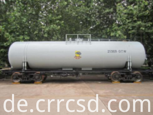 Petrol Fuel Trailer Tank