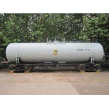 Nigeria Wagon citerne de pétrole léger